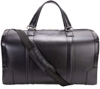 "McKlein Kinzie 20"" Leather Duffel Bag"