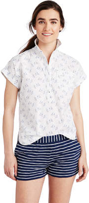 Vineyard Vines Sailboat Print Popover