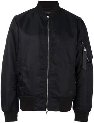 Rag & Bone classic bomber jacket