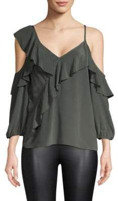 Bailey 44 Unforgettable Ruffle Top