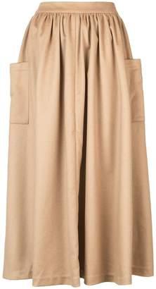 Co double pocket skirt