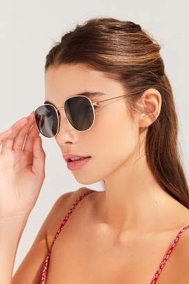 Urban Outfitters Catch You Later Square Sunglasses