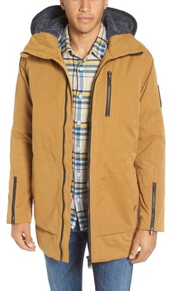 Men's Helly Hansen Njord Waterproof Insulated Parka $350 thestylecure.com