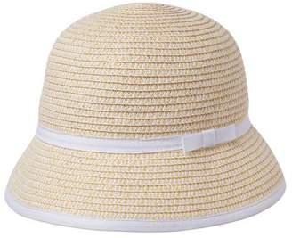 Gymboree Straw Cloche Hat