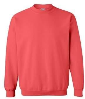 Gildan Women's Heavy Blend Fleece Crewneck Sweatshirt, X-Large