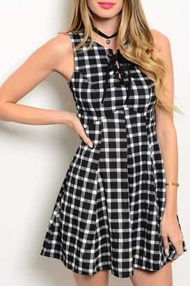 Adore Clothes & More Plaid Summer Dress