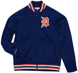 Mitchell & Ness Men's Detroit Tigers Top Prospect Track Jacket