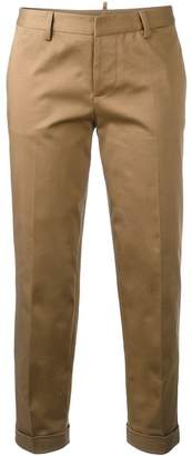 DSQUARED2 slim capri trousers