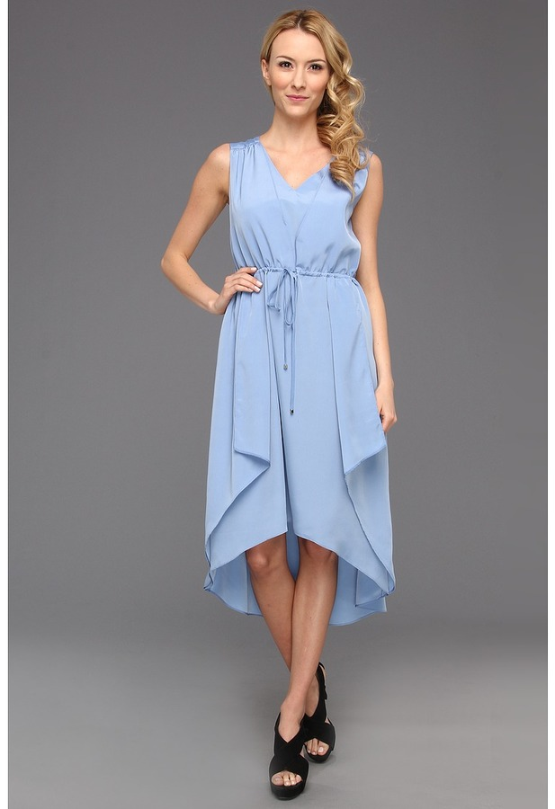 Kenneth Cole New York - Gracey Dress (French Blue) - Apparel