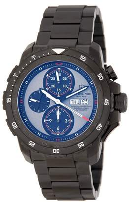 Victorinox Men's Alpnach Chronograph Bracelet Watch, 44mm