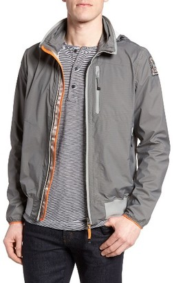 Men's Parajumpers Torino Stand Collar Rain Jacket $525 thestylecure.com