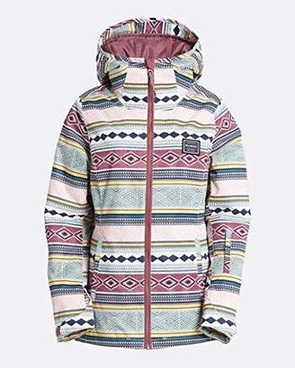 Billabong Women's Sula Print Outerwear Jacket