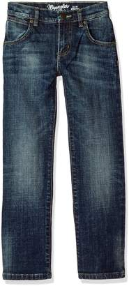 Wrangler Big Boys' Retro Straight Jean