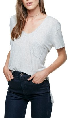 Women's Free People Rising Sun Tee $58 thestylecure.com