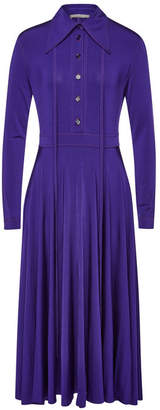 Nina Ricci Dress with Pleated Skirt