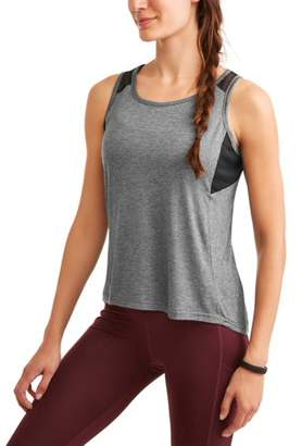 Active Women's Core Powermesh Racerback Performance Tank