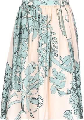 Andreaturchi ANDREA TURCHI Knee length skirts