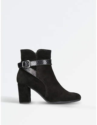 Carvela Rocky faux-suede ankle boots