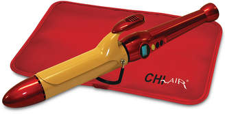 """Chi Home Chi Air Texture Tourmaline Ceramic Curling Iron 1-1/2"""", from Purebeauty Salon & Spa"""