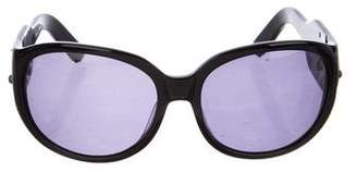 Chloé Oversize Logo Sunglasses w/ Tags