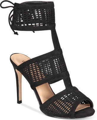 Call It Spring Forcey Strappy Sandals Women's Shoes $59.50 thestylecure.com