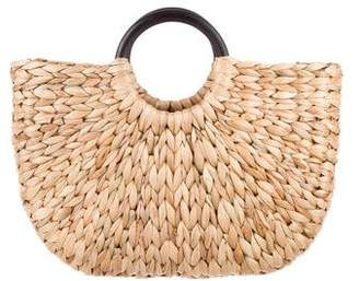 Sir/Madam Small Demilune Basket Tote