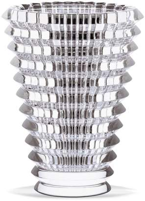 Baccarat Oval Eye Vase