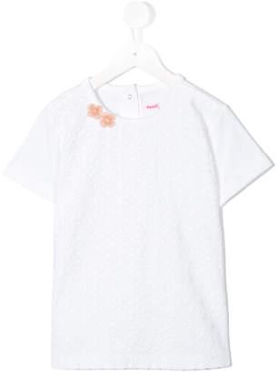 Familiar floral T-shirt