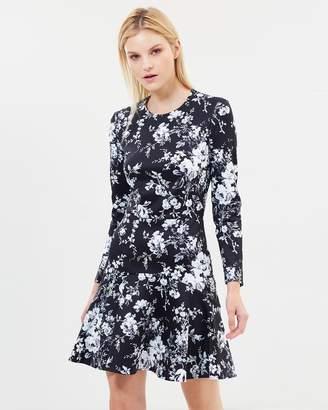 Lover Sonnet Mini Flip Dress