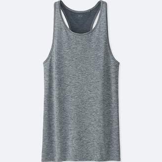 Uniqlo Women's Dry-ex Long Tank Top
