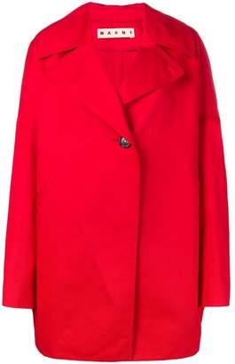 Marni single-button jacket