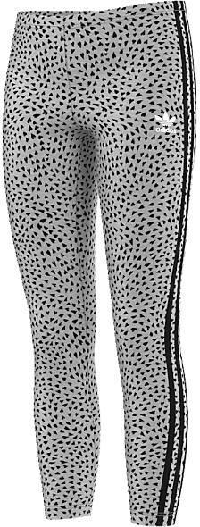 Adidas Girls' YWF Printed Leggings
