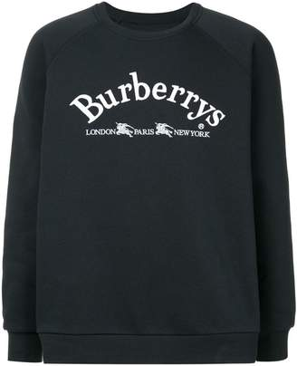 Burberry jersey sweater