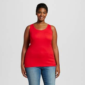 Ava & Viv Women's Plus Size Perfect Tank