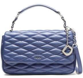 DKNY Lara Quilted Leather Shoulder Bag