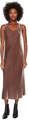 Vince Velvet Tank Dress