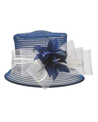 Nightingales Occasion Hat with Flower
