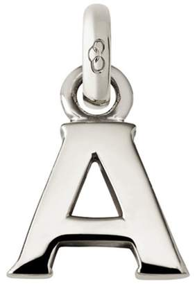 Links of London Sterling Silver Alphabet Charm