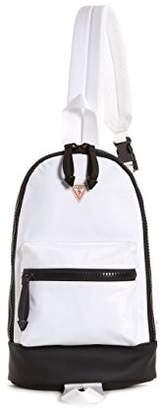 GUESS Originals Mini Backpack WHI