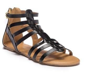 98d96075f28 Wild Diva Lounge Tanaya Strappy Gladiator Sandal · Nordstrom Rack ...