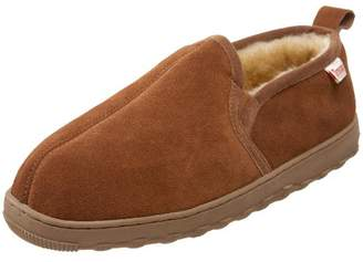 Slippers International 8014MW Men's Cody Sheepskin Twin Gore Slipper