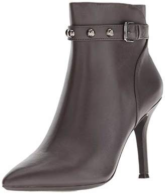 Nine West Women's FATRINA Leather Ankle Boot