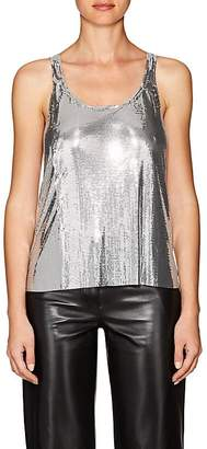 Paco Rabanne Women's Metal-Mesh Sleeveless Top