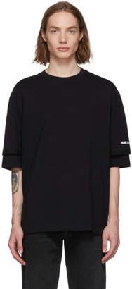 Yang Li Black Jersey T-Shirt
