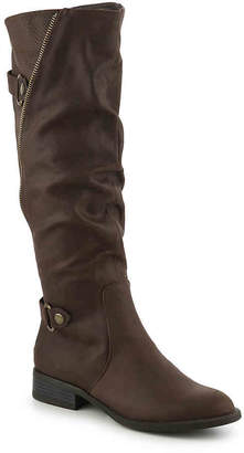White Mountain Leto Riding Boot - Women's