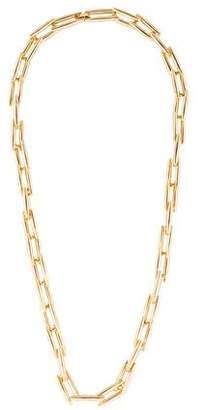 Rachel Zoe Quills Chain-Link Necklace