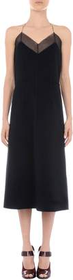 Jil Sander 3/4 length dresses