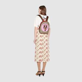 09a7424aff64 Gucci GG Supreme Bosco backpack