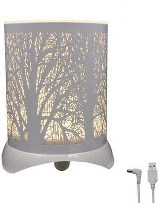 Glovion Tree Patterned Night Light -LED PIR Sensor Table Decorative Art Light LED Night Lamp for Home Decor