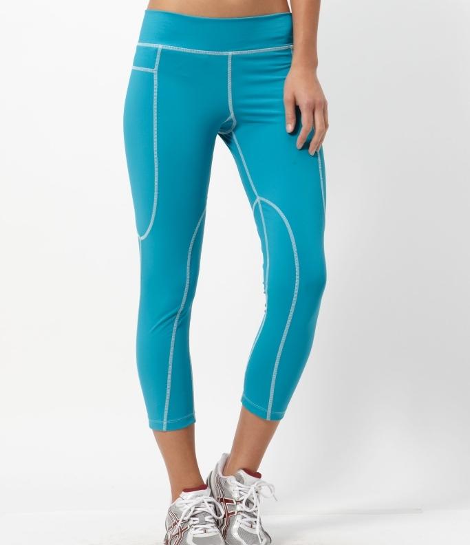 Roxy Personal Best Capri Athletic Pants